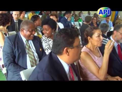 St. Vincent & the Grenadines Independence Day 2016 - Toast to the Nation -