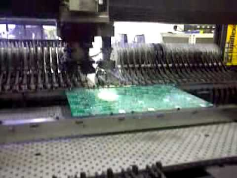 Surface Mount Technology at KEL - YouTube