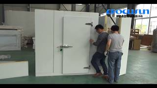 Cold Room Panels Installation
