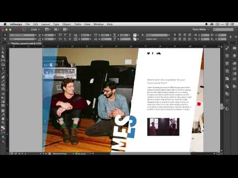 What's New in Adobe InDesign CC? June 2014