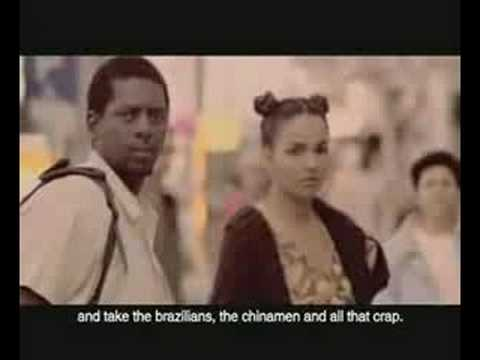 Funny racist commerical