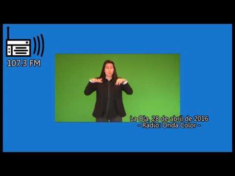Programa de Radio en LSE: La Ola, 28 de Abril de 2016