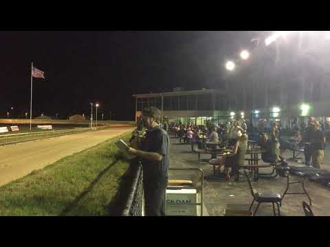 Bob Thacker In Action at Sanford-Orlando Kennel Club