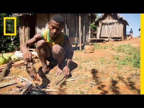 Christopher Golden: Bush Meat in Madagascar | Nat Geo Live