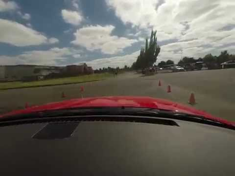 Willamette Motor Club 2016 Autocross Event #5 Oregon State Fairgrounds