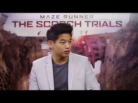 VOSTFR Dance, fear & cookie  Ki Hong Lee & Thomas BrodieSangster ~ Maze Runner The Scorch Trials