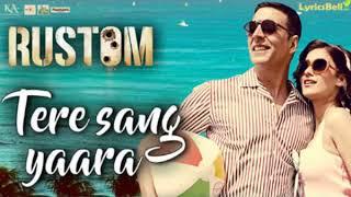 Tere Sang Yara Karaoke   Cover song