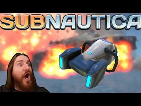 Subnautica | Seaglide Get! | Part 2