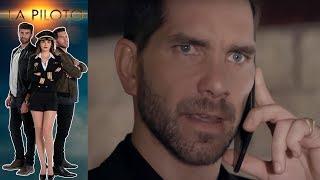 John se siente traicionado por Yolanda   La Piloto - Televisa