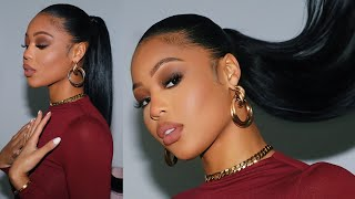 DO THIS FOR FLAWLESS MAKEUP!   MY GOTO GLAM MAKEUP ROUTINE 2021