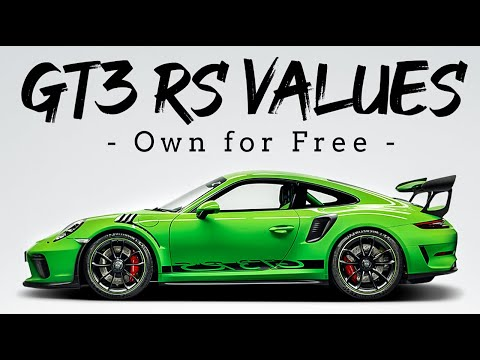 Why This Is The Smartest Supercar To Buy | Porsche GT3 RS Depreciation And Buying Guide