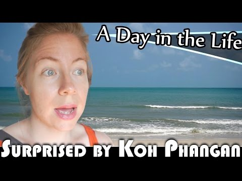 SURPRISED BY KOH PHANGAN - LIVING IN THAILAND DAILY VLOG (ADITL EP238)