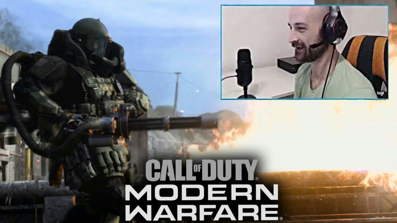 Earning The Juggernaut Suit In Call Of Duty Modern Warfare Youtube