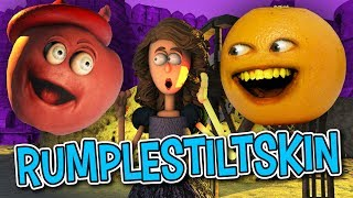Annoying Orange - Storytime: Rumplestiltskin!