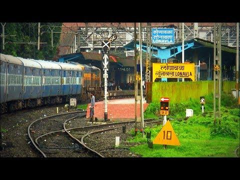 Monsoon Travel Diaries - Pune to Mumbai Via Beautiful Bhor Ghats !!
