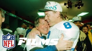 Troy Aikman Leads the Cowboys to Back-to-Back Super Bowls   Troy Aikman: A Football Life   NFL Films