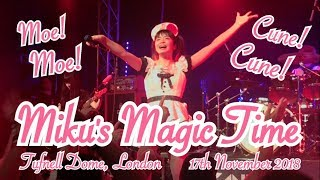 Miku's Magic Time! (BAND-MAID at Tufnell Dome, London-po!🕊) All members on drums! バンドメイド