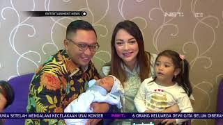 Reisa Broto Asmoro Melahirkan Anak kedua