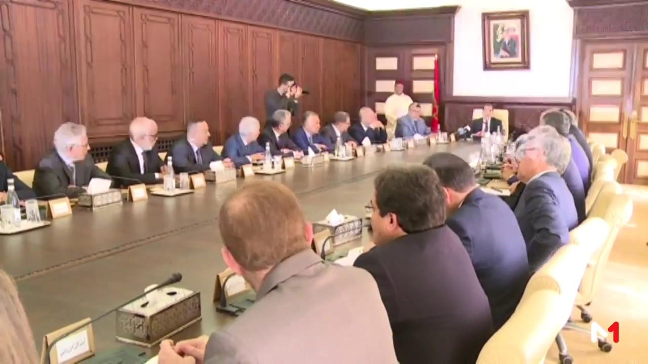 وزراء مغاربة ممنوعون من مغادرة التراب الوطني