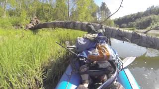 Вело водный поход 6 часть  Нугуш 2015(Это видео создано с помощью видеоредактора YouTube (http://www.youtube.com/editor), 2015-08-08T19:30:19.000Z)