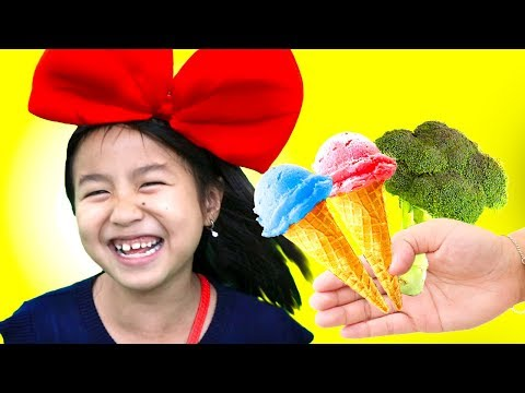 Jannie Pretend Play Kids Toys Delivery Service Story for Kids