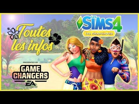 🌴 ILES PARADISIAQUES - EA Game Changer