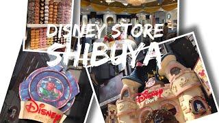 Tokyo Disney Store - Shibuya, Japan - Full tour - Shopping - May 2017
