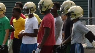 Park Center uses new football helmets to enhance safety