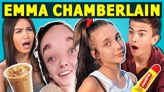 Teens React To Emma Chamberlain