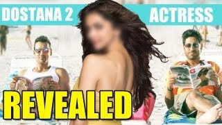 Dostana 2 lead actress revealed