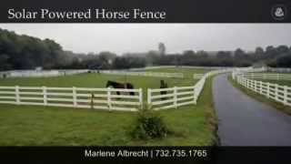 Gated Equestrian Estate For Sale In Monmouth County