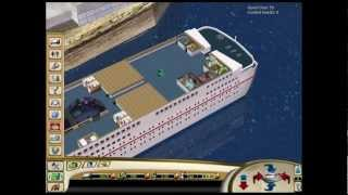Carnival Cruise Lines Tycoon: 2005 Island Hopping (PC) - Mission 1: Get Them Onboard Part 1