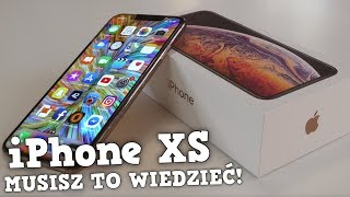 iPhone XS - Wszystko co musisz wiedzieć przed zakupem!