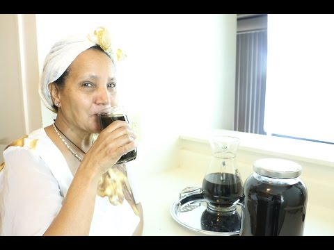 "Ethiopian Drink ""How to make Tela "" የጠላ አሰራር"