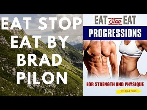 Eat Stop Eat By Brad Pilon - Eat Stop Eat Review