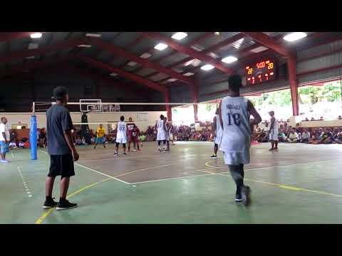 Kitti vs. Nett Championship Volleyball Game