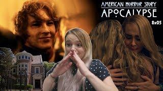 American horror story: Apocalypse 8x05 'Boy wonder' Reaction