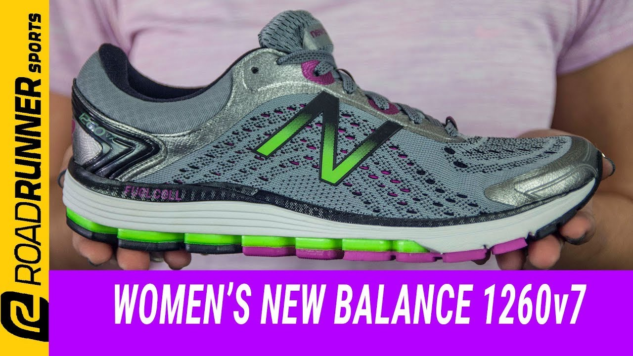 Women s New Balance 1260v7  06c57cc5bf5