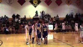 Highschool Basketball Brawl, Central Illinois