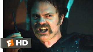 Cooties (6/10) Movie CLIP - The 80's Action Movie Scene (2014) HD