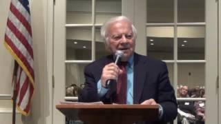 James Hollis - The Personal Myth in Turbulent Times - Jung Society of Atlanta thumbnail
