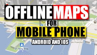 Offline Maps for Android and IOS | How to use Maps Me screenshot 2