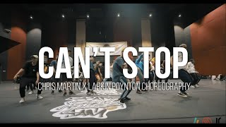 Can't Stop - Red Hot Chilli Peppers | Chris Martin x Larkin Poynton Choreography