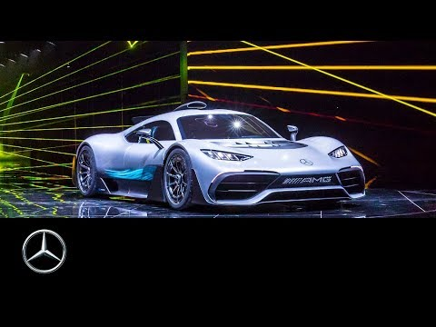 Mercedes-Benz Media Night at the International Motor Show 2017