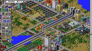 VÍDEO DE SIMCITY 2000