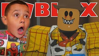 TOY STORY. EXE | Roblox Adventures - Roblox Gameplay