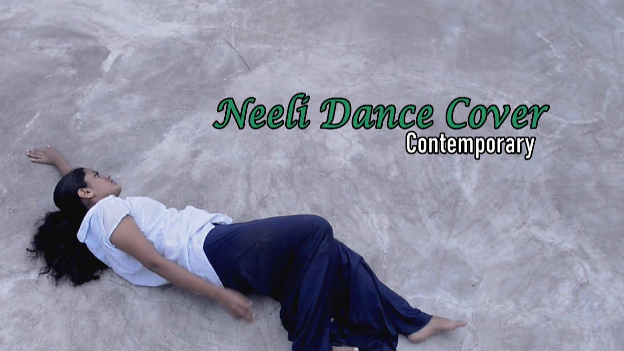 Download NEELI നീലി Dance Cover   Neeyum Kando penne   Contemporary   Sithara Krishna Kumar  Kummayam Mediaas