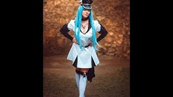 Esdeath cosplay review from Cosersuki (Aliexpress)