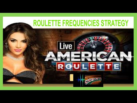 American Roulette 🚀 Play in Sectors with Roulette Frequencies 50 U$d To 700 U$D 💯