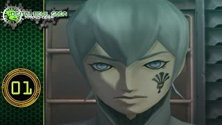 SMT Digital Devil Saga Playthrough Ep 1: The Mysterious Girl